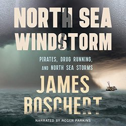 North Sea Windstorm by James Boschert