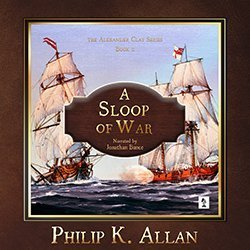 A Sloop of War by Philip K. Allan