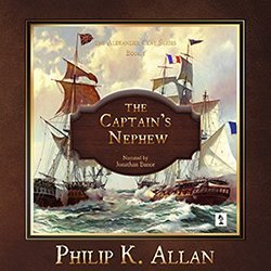 The Captain's Nephew by Philip K. Allan