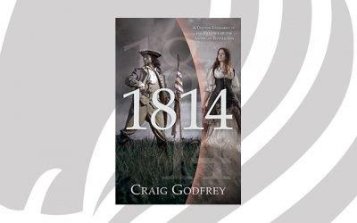 NEW RELEASE: 1814 by Craig Godfrey
