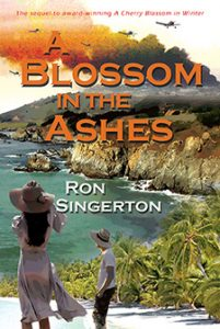 A Blossom in the Ashes by Ron Singerton