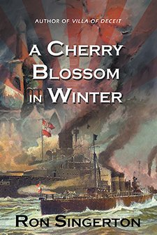 A Cherry Blossom in Winter by Ron Singerton