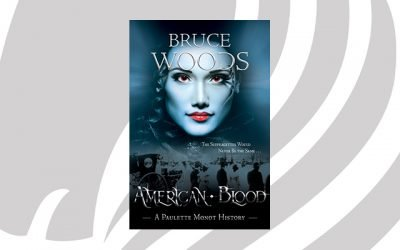 NEW RELEASE: American Blood by Bruce Woods