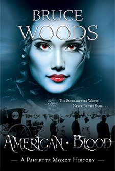 American Blood by Bruce Woods