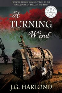 A Turning Wind by J.G. Harlond
