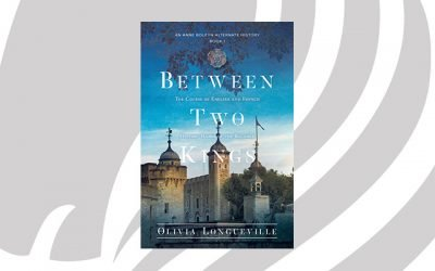 NEW RELEASE: Between Two Kings by Olivia Longueville