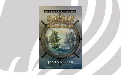 NEW RELEASE: Brewer and the Barbary Pirates by James Keffer