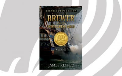 NEW RELEASE: Brewer and the Portuguese Gold by James Keffer