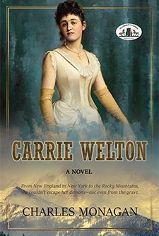 Carrie Welton by Charles Monagan
