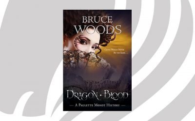 NEW RELEASE: Dragon Blood by Bruce Woods