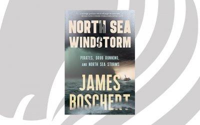 RERELEASE: North Sea Windstorm by James Boschert