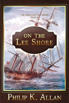 On the Lee Shore by Philip K. Allan