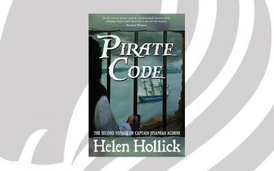 NEW RELEASE: Pirate Code by Helen Hollick
