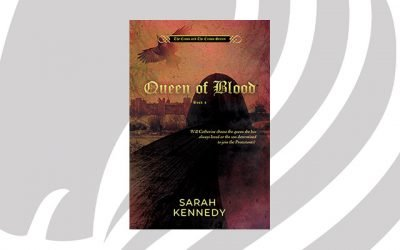 NEW RELEASE: Queen of Blood by Sarah Kennedy