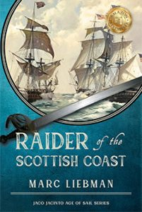 Raider of The Scottish Coast by Marc Liebman