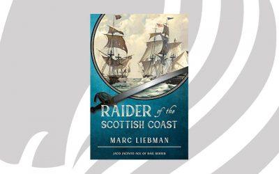 Raider of The Scottish Coast by Marc Liebman