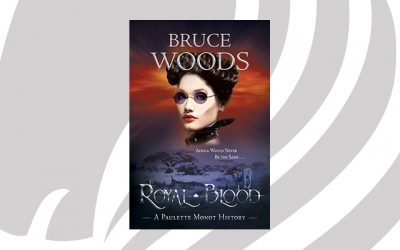 BOOK REVIEW: Rising Shadow Reviews Royal Blood: A Paulette Monot History