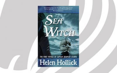 NEW RELEASE: Sea Witch by Helen Hollick