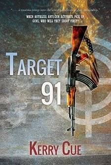 Target 91 by Kerry Cue