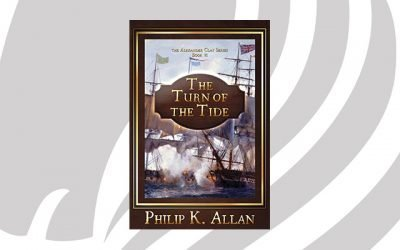 NEW RELEASE: The Turn of the Tide by Philip K. Allan