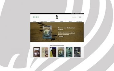 PRESS RELEASE: Penmore Press Launches Newly Redesigned Website