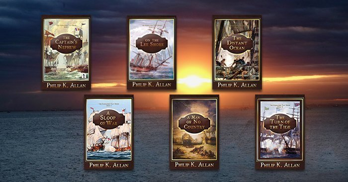 Philip K. Allan's Alexander Clay Series