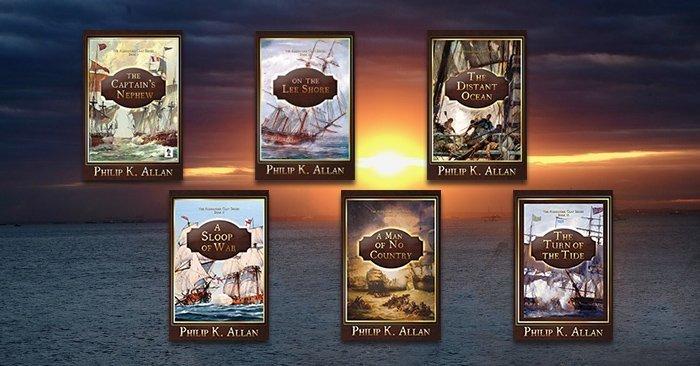 Philip K. Allan's Alexander Clay Series