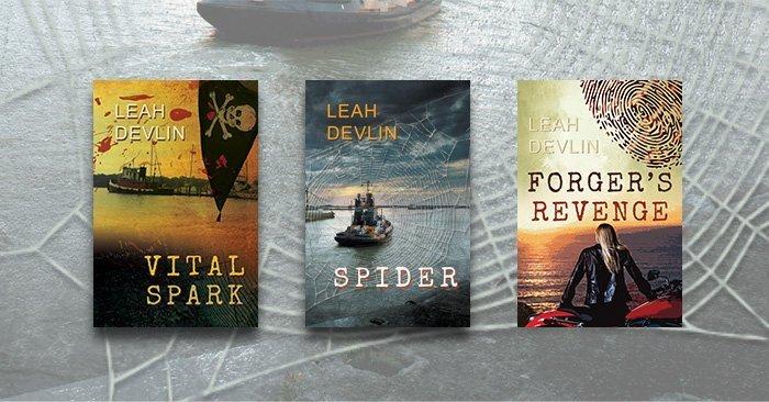 Leah Devlin's Chesapeake Tugboat Murder Series