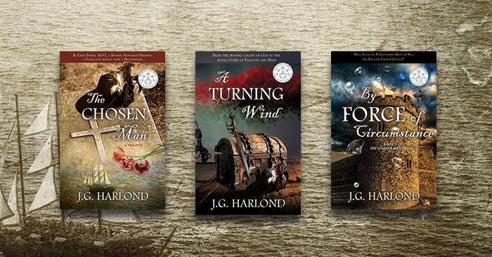 J.G. Harlond's Ludo, The Chosen Man Series